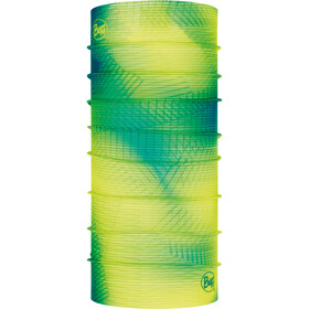 Buff Original Neck Tube spiral yellow fluor